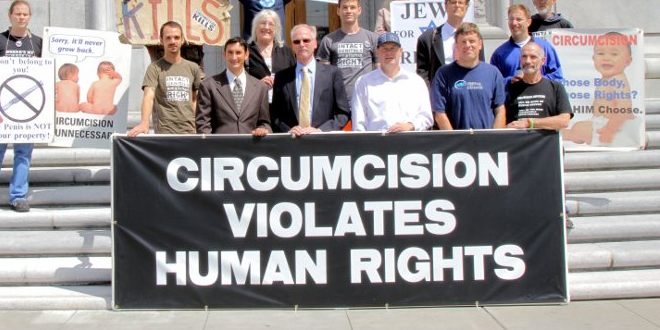 Circumcision to be Banned by 2014 in U.S?