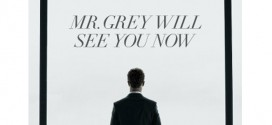 Fifty Shades of Grey – First Poster Released!