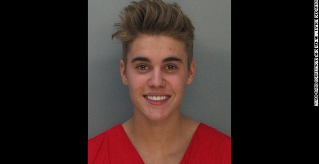 Justin Bieber Arrested by Miami Beach Police!