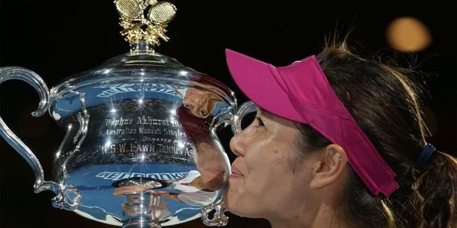Li Na Wins Australia Open!