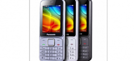 Panasonic enters feature phone market