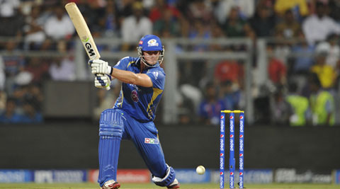 IPL 7 Mumbai Indians defeat Rajasthan qualify for Semi Finals