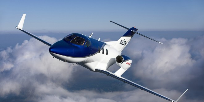 Honda Luxury Jet HondaJet debuts at early 2015