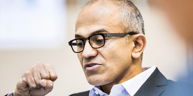Microsoft CEO Satya Nadella Reveals Microsoft Will Continue To Work On Bing & Xbox