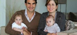 Roger Federer Blessed with Twin Boys!