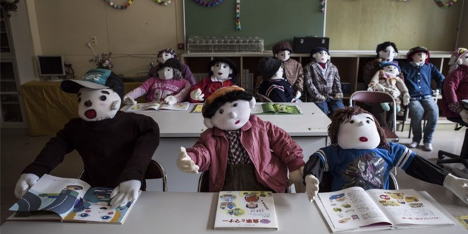 Abandoned Japanese Village has More Life Size Dolls Than Real Humans