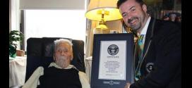 New Yorker Named, 'World's Oldest Living Man'