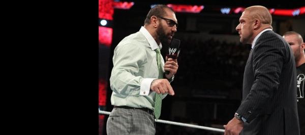 Batista Quits WWE Again!