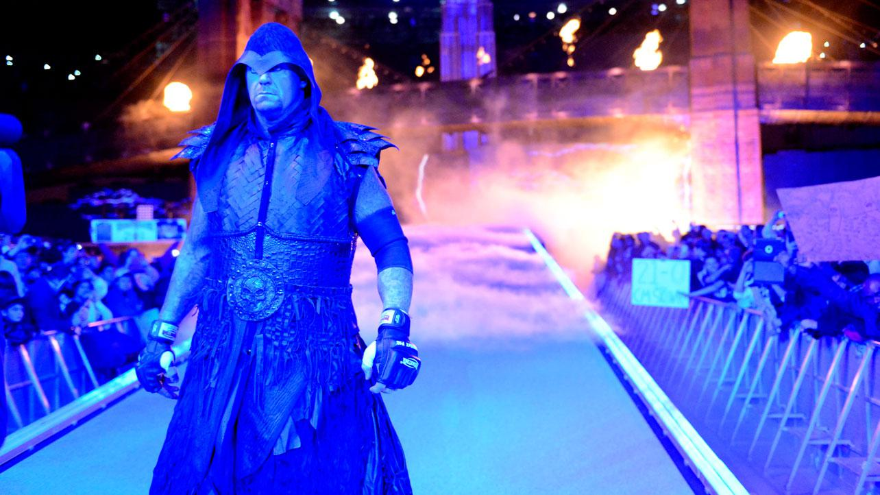 Undertaker at Wrestlemania
