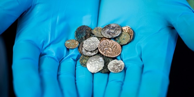 Iron Age Coins Discovered in Britain