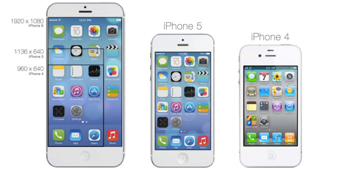 4 Changes Expected in iPhone 6