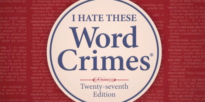 "Weird Al Yankovic Parodies ""Blurred Lines"" in ""Word Crimes"""