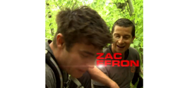 Zac Efron Eats Worm in Running Wild With Bear Grylls – SEE VIDEO!
