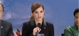 Emma Watson Delivers 2nd Speech In UN On Gender Equality