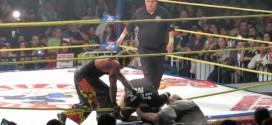 El Hijo Del Perro Dies During Match Against Rey Mysterio