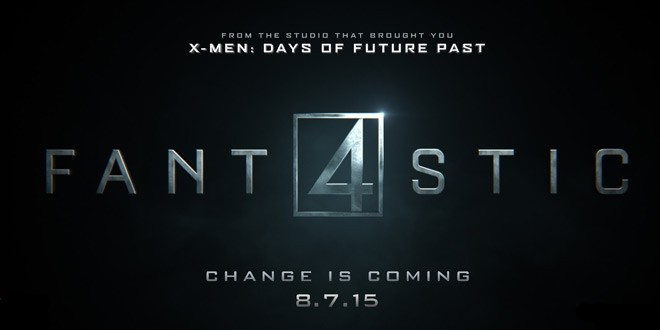 Fantastic Four Official Trailer Released!