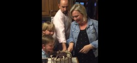 Mom of 6 Boys Reacts When She Learns She is Having a Girl!
